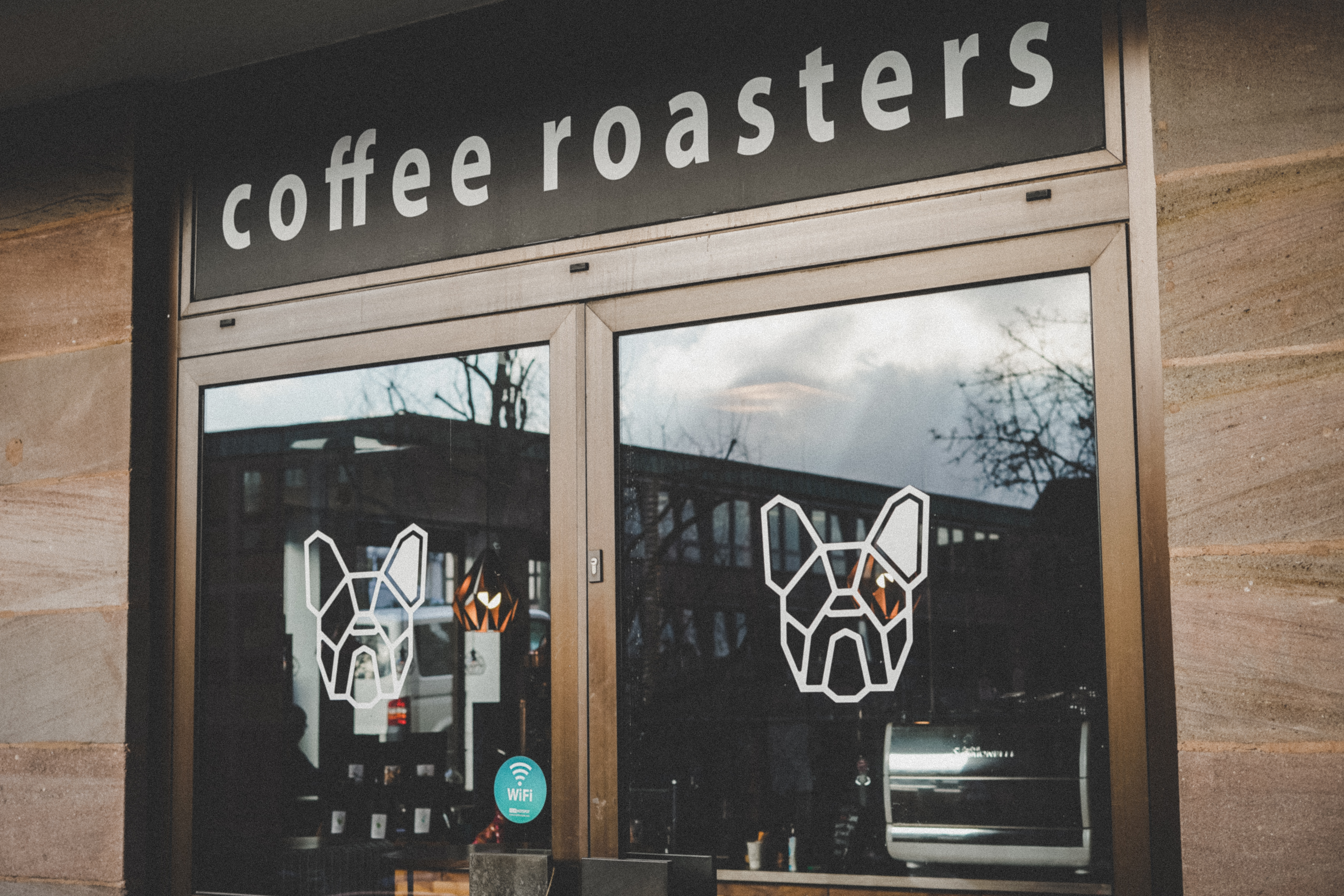White Bulldog Coffee Roasters